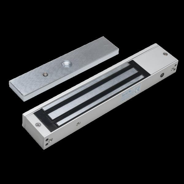 Electromagnet aplicabil SM-280LEDA, de 280 kg forta cu led si monitorizare 0