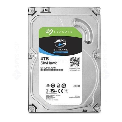 Hard Disk 4 Tera (HDD) pentru DVR NVR Seagate Surveillance SkyHawk ST4000VX007 [0]