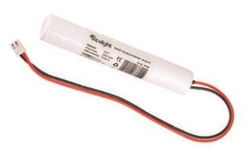 Kit baterii Ni-Cd 4,8V 2,5Ah 6-58W 2h Intelight 40161 [0]