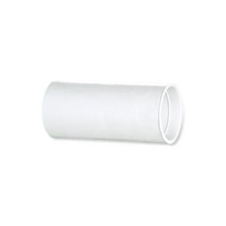 Mufa dreapta 16mm diametru, pentru prelungire tub rigid PVC Bergman [0]
