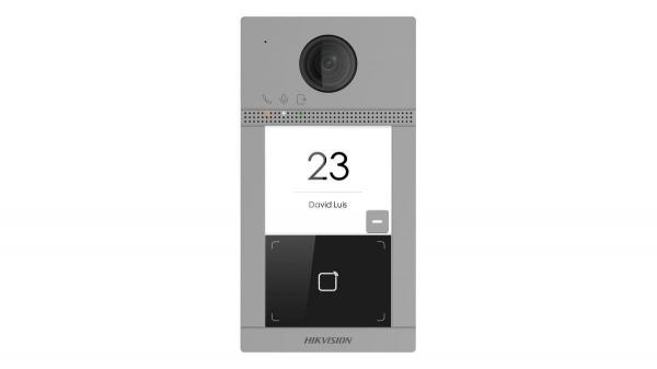 Kit videointerfon wireless Hikvision complet cu apelare pe mobil. Instalare inclusa in pretul kitului oriunde in judetul DOLJ. 1