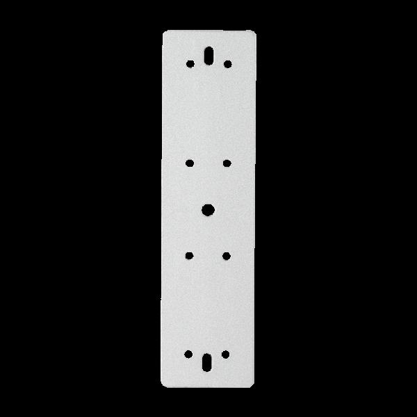 Suport montare contraplaca electromagnet MBK-280I-N, aparent, aluminiu anodizat 1