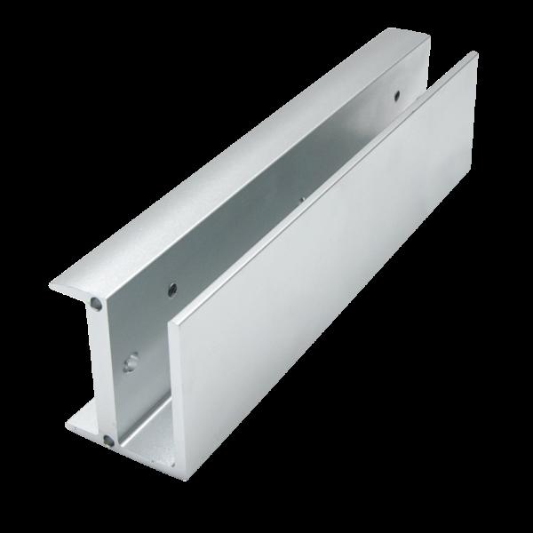Suport pentru montarea contraplacii magnetilor MBK-280U,de 280Kgf, pe usi de sticla [1]