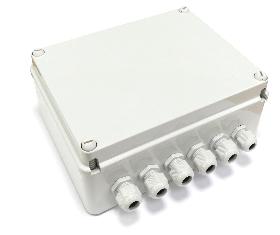 TVDMM868A05 - Dimmer 230V, receptor radio incorporat, 4 iesiri 500W fiecare, montare perete [0]