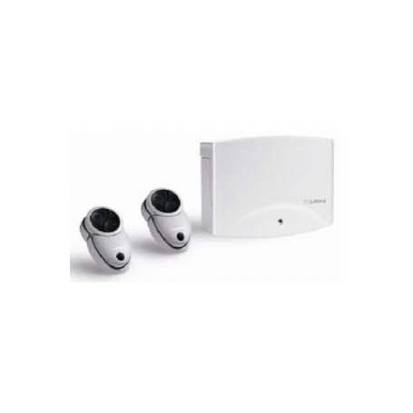 TVLKIT-F100 - Kit preprogramat pentru controlul radio a 2 consumatori din exteriorul cladirii. 0