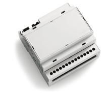TVSTRD868DI24 -  Dimmer led, 1 culoare, 4 canale, montare sina DIN 0