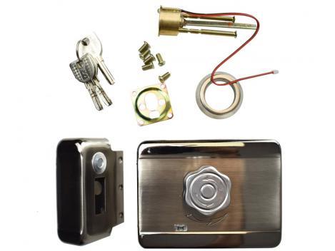 Yala electromagnetica aplicabila cu motor si senzor magnetic SX-10, 2000 kgf, 400000 deschideri 2