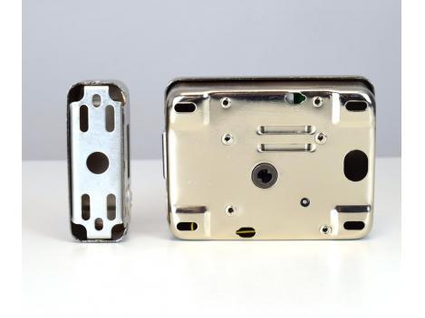 Yala electromagnetica aplicabila cu motor si senzor magnetic SX-10, 2000 kgf, 400000 deschideri 1