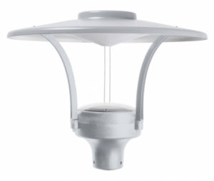Lampa iluminat stradal led indirect 45 Intelight 96837 42W    4
