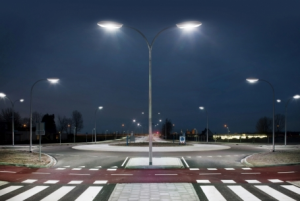 EOL Lampa iluminat stradal led 50 dimabil cu module Intelight 97305 5x7W     [7]