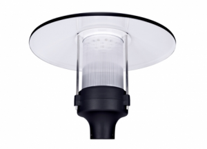 Lampa iluminat stradal led 30 Intelight 97639 29W negru   2