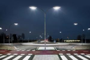 EOL Lampa iluminat stradal led 40 Intelight 97836 4x7W     [7]