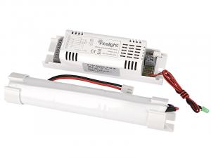 Kit emergenta lampi fluorescente Intelight 97934   1h  0
