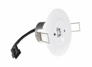 Lampa antipanica led Intelight 99614 5W  3h nementinut test automat1