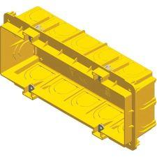 Doza aparataj modular 7M incastrata in tencuiala DM70 [0]