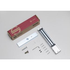 Electromagnet aplicabil SM-280LEDA, de 280 kg forta cu led si monitorizare3