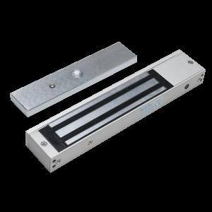 Electromagnet aplicabil SM-280LEDA, de 280 kg forta cu led si monitorizare0