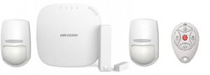 Kit alarma Wireless cu conexiune internet si GSM 4G HIKVISION cu 4 zone [0]