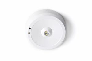Corp iluminat antipanica, 3W, nementinut, autonomie 1h, test manual, lentile coridor, Intelight  93358 [0]