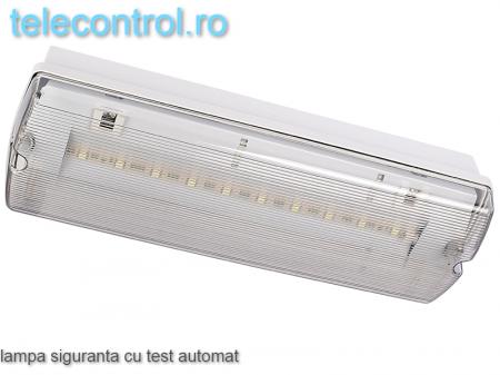 Corp iluminat siguranta aplicat, IP65, 3h, mentinut, test automat, 4W, Intelight 97245 [1]