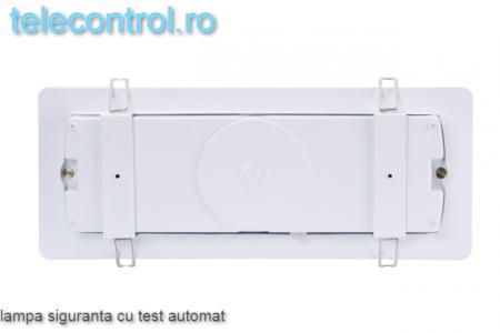 Corp iluminat siguranta aplicat, IP65, 3h, mentinut, test automat, 4W, Intelight 97245 [3]