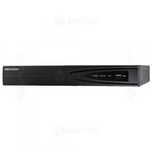 NVR 4 canale IP, 6 MP, Hikvision DS-7604NI-E1/A [0]