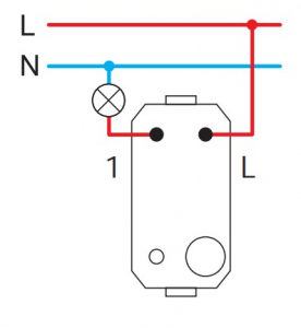 Push buton cu revenire SM11PW [2]
