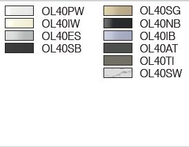 Rama ornamentala Line OL40PW [1]