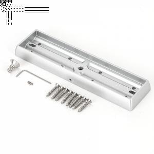 Suport montare contraplaca electromagnet MBK-280I-N, aparent, aluminiu anodizat2