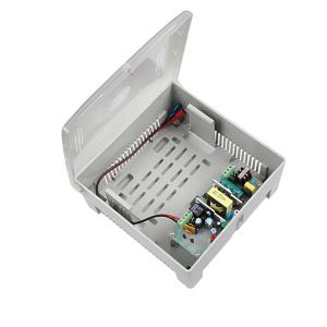 Sursa de alimentare 5 amperi, 12V, Back-up, cutie din plastic SAF-SMJN05-12-7Z [0]