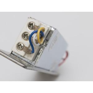 Yala electromagnetica incastrabila scurta cu buton deblocare YS-150NC(S), normal inchis, fail safe, 500 kgf [1]