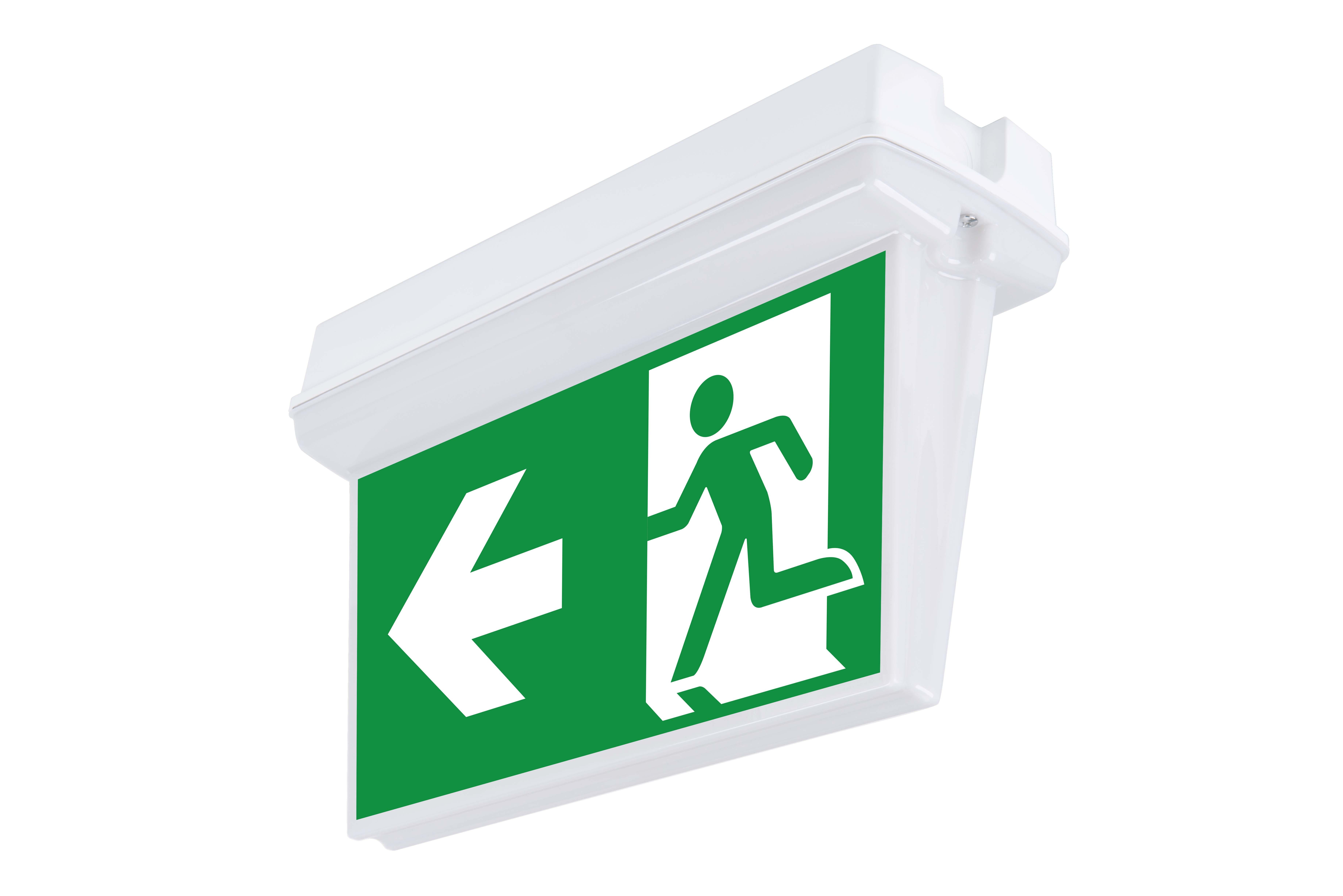 Lampa evacuare led Intelight 98305 3h mentinut/nementinut test manual 154lm 0