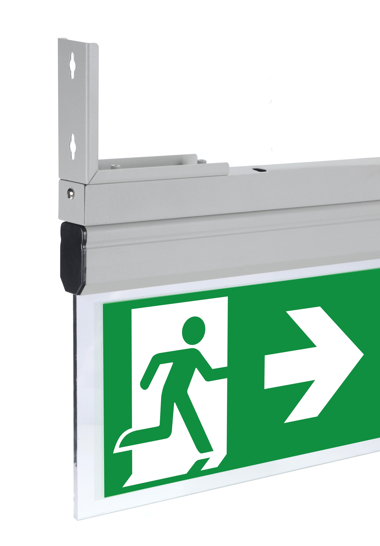 Lampa evacuare led Intelight 96329   3h mentinut/nementinut test automat 4