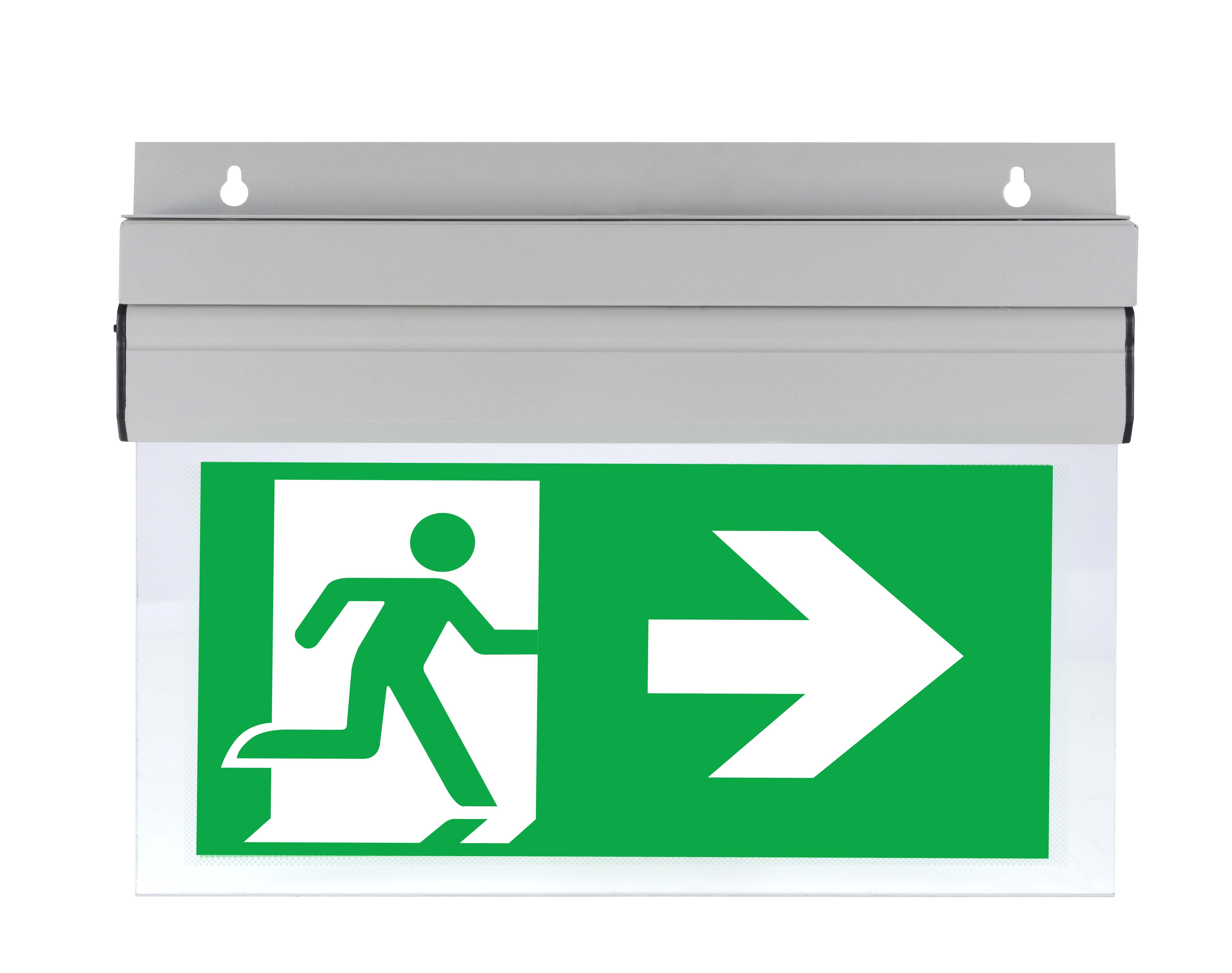Lampa evacuare led Intelight 96329   3h mentinut/nementinut test automat 6