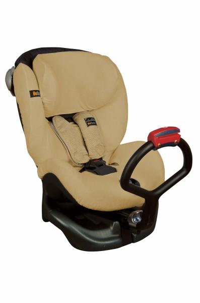 BeSafe - Husă Bej. Pentru scaunele BeSafe X2 - X3 - X4 0