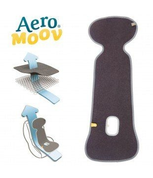 AeroMoov - Protecție antitranspirație scaun auto Grupa 1 0