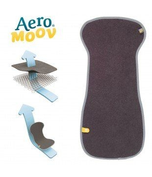 AeroMoov - Protecție antitranspirație scaun auto Grupa 2-3 0