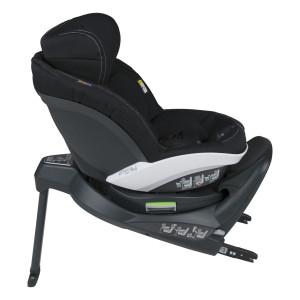 BeSafe iZi Turn Premium Black Car Interior. i-Size, rotire 360 grade. Poziție somn excelentă. 6 luni -> 4 ani (105 cm sau 18 kg). 3
