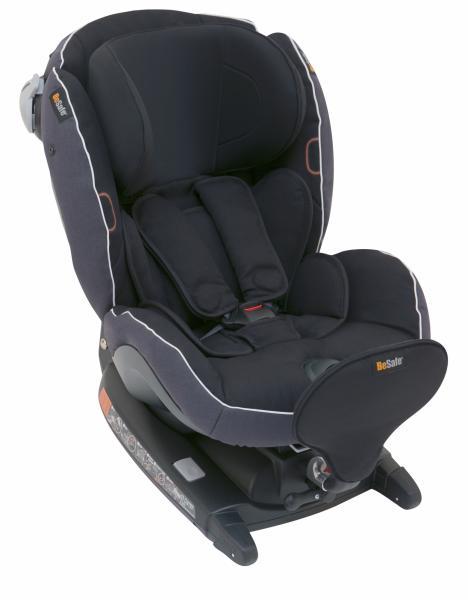 BeSafe X4 Isofix, 9 - 18 kg (6 luni - 4 ani). Rear și front facing. 3