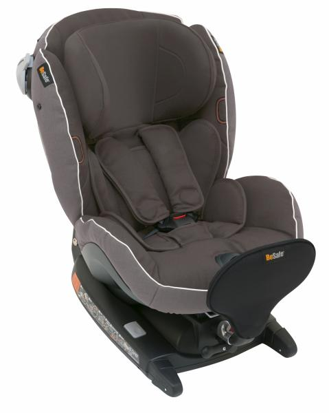 BeSafe X4 Isofix, 9 - 18 kg (6 luni - 4 ani). Rear și front facing. 0