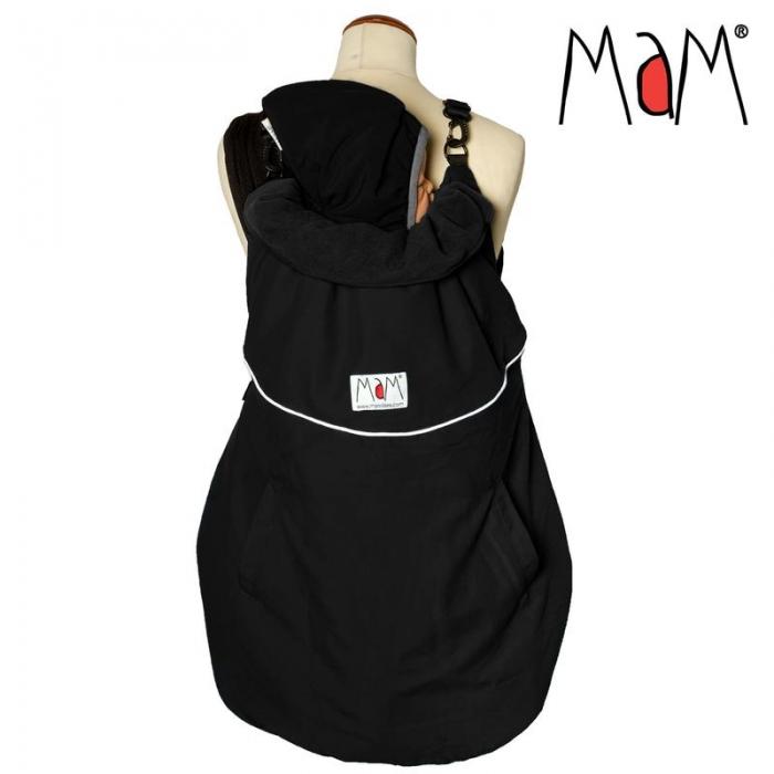 MaM DeLuxe Flex - Protecţie universală pentru vreme rece. Culoare Black. 1