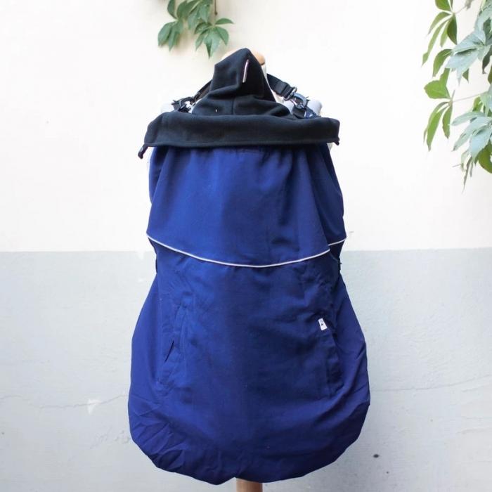MaM DeLuxe Flex - Protecţie universală pentru vreme rece. Culoare Night Sky / Black. 1