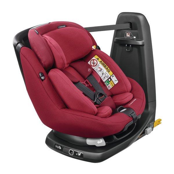 Maxi Cosi - AxissFix Plus i-Size. De la naștere la 4 ani. Prindere exclusiv în Isofix + Top Tether. Rotire 360 grade. 5