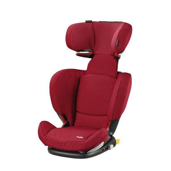 Maxi Cosi - RodiFix Air Protect. De la 3 - 12 ani. Prindere în Isofix. Poziții de înclinare. Protecția capului prin tehnologia Air Protect. 9