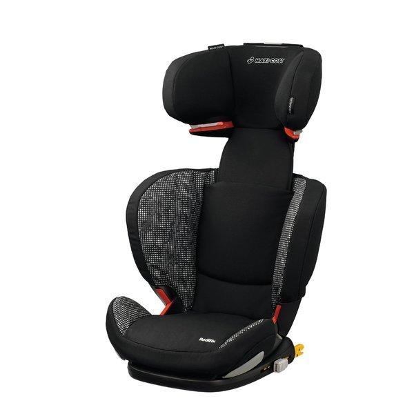 Maxi Cosi - RodiFix Air Protect. De la 3 - 12 ani. Prindere în Isofix. Poziții de înclinare. Protecția capului prin tehnologia Air Protect. 7