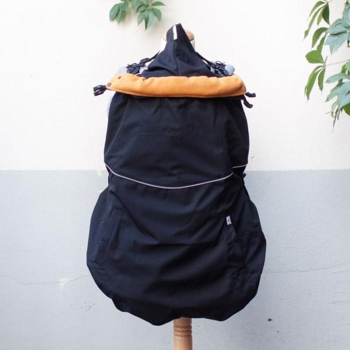MaM All Seasons - Protecţie universală pentru vreme rece. Culoare Black / Yam. 1