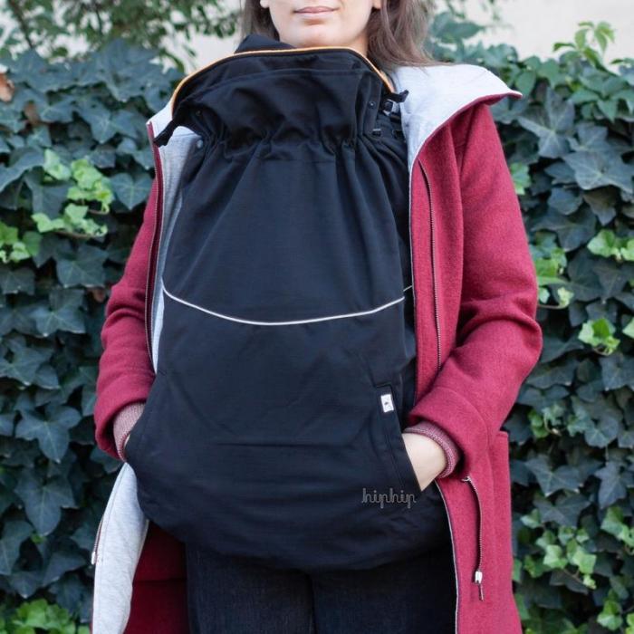 MaM All Seasons - Protecţie universală pentru vreme rece. Culoare Black / Yam. 2