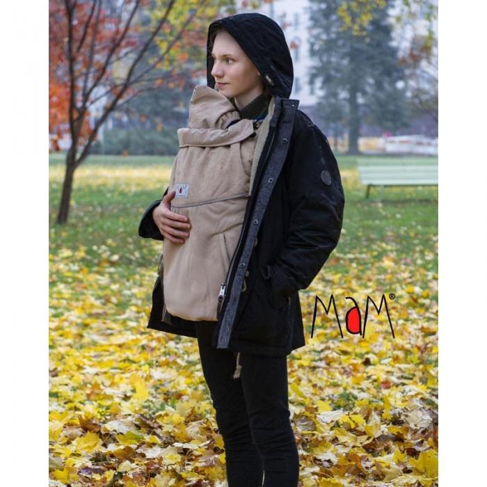 MaM DeLuxe Flex - Protecţie universală pentru vreme rece. Culoare SandCastle. [0]