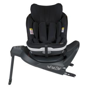 BeSafe iZi Turn Premium Black Car Interior. i-Size, rotire 360 grade. Poziție somn excelentă. 6 luni -> 4 ani (105 cm sau 18 kg).5