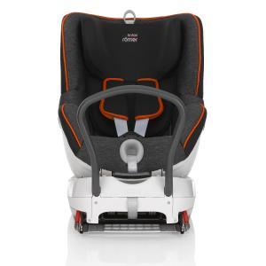 Britax Romer - DualFix. De la naștere la 18 kg (4 ani). Cu spatele până la 18 kg. Opțional cu fața de la 9 kg.1